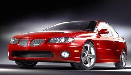 Pontiac GTO, donde dije digo digo Diego...