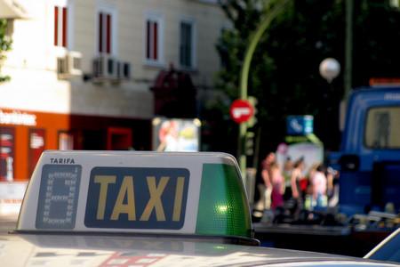 """Ante la huelga de taxis, la Comunidad de Madrid """"no va a ceder a ningún chantaje"""""""