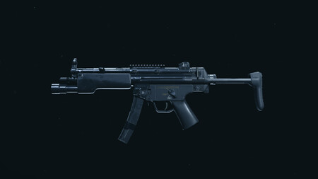 Mp5 Modern Warfare Warzone