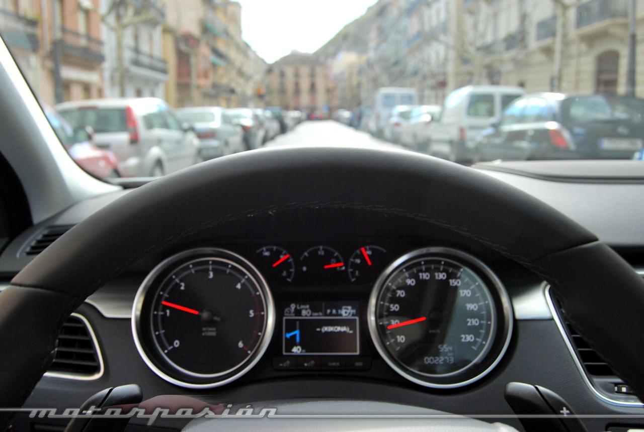 Foto de Peugeot 508 y 508 SW (presentación) (23/118)
