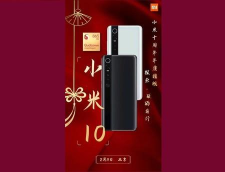 Xiaomi Mi 10: la nueva filtración nos da el primer vistazo al estandarte chino, y en él vive la influencia del Mi Mix Alpha