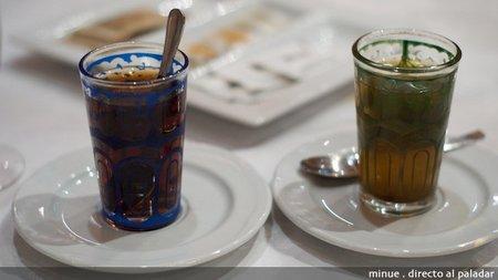 Restaurante sirio en valencia - infusiones