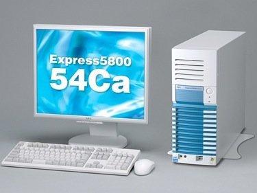 Nec Seguente Express 5800, con refrigeración por agua
