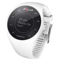 Si te gusta en blanco, tienes el Polar M200 en MediaMarkt por sólo 89 euros