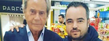 El selfie con famoso mató al coleccionista de autógrafos