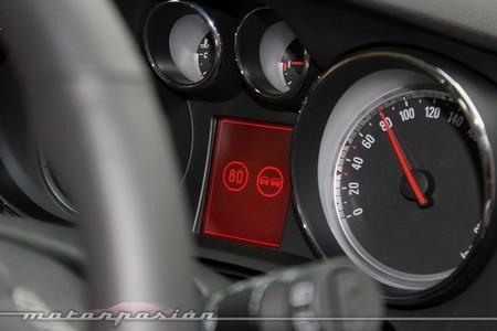 Opel Mokka. Detección de señales