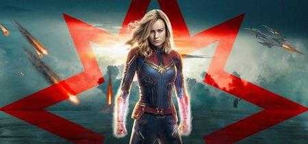 El tercer tráiler de 'Capitana Marvel' nos alucina con temazos noventeros y regresos por todo lo alto