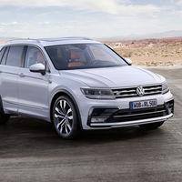Ni Golf ni Jetta. El Volkswagen más vendido del mundo es el Tiguan