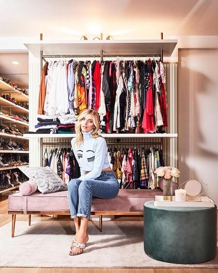 Seguimos soñando con la colección de bolsos de Chiara Ferragni (y con su maravilloso armario de lujo)