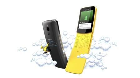 79fa046a964 Nokia 8110 4G Reloaded: vuelve un clásico con tapa deslizante actualizado  con 4G por 79 euros