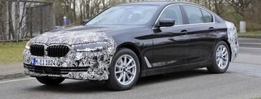 El nuevo BMW Serie 5 ya está casi listo: ligero lavado de cara por fuera y muchos cambios por dentro