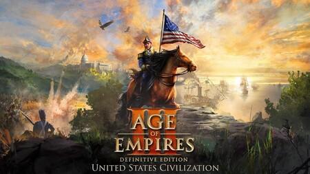 Así son los Estados Unidos, la nueva civilización de Age of Empires III: Definitive Edition que puedes desbloquear gratis
