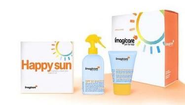 Happy Sun: línea solar de Imaginarium