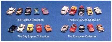 Micromachines Coleccion 1987