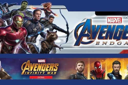 Ofertas en productos oficiales de Los Vengadores de Marvel en AliExpress: figuras Hasbro y merchandising variado