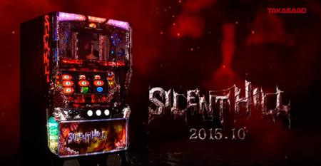 Tú querías Silent Hills y Konami te ofrece una máquina de pachislot