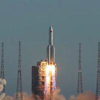 China da un importante paso para sus misiones espaciales tripuladas con el exitoso lanzamiento de su último cohete