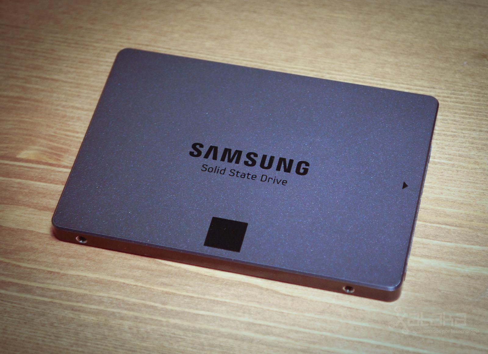 Foto de Samsung SSD 840 EVO, análisis (7/7)