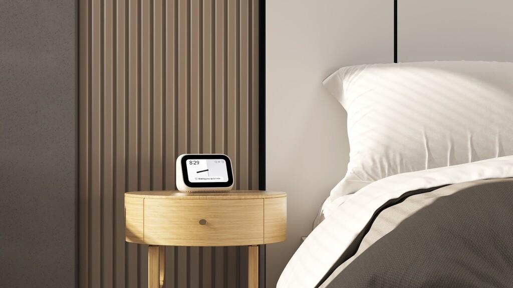 Xiaomi Mi Smart Clock, un pequeño y económico horómetro inteligente con Google® Assistant