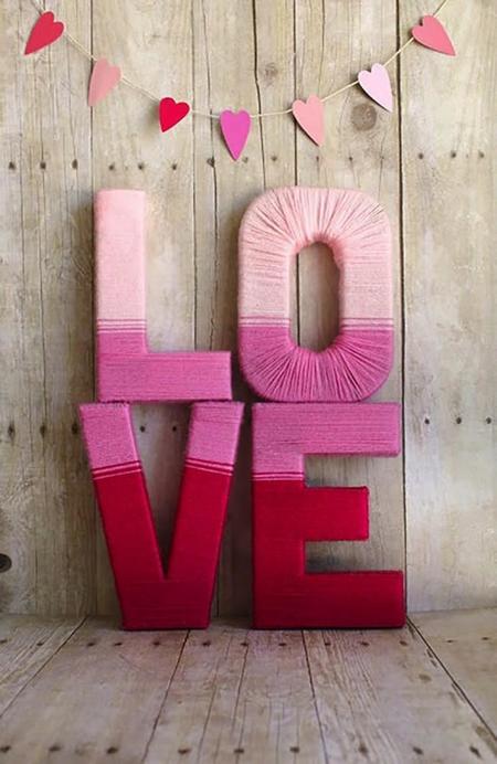 Mari Love Yarn Letters