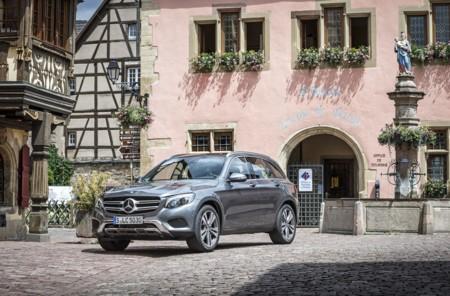 Mercedes ELC, u otro todocamino eléctrico alemán en proyecto para competir con Tesla