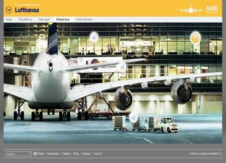 Una Vuelta al Mundo por poner nombre al A380