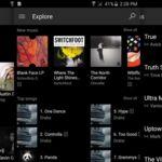 Microsoft Groove recibe una buena dosis de novedades, pero sigue sin reproducir la música local en tu móvil