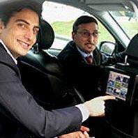 Los taxis de París llevarán televisión a la carta