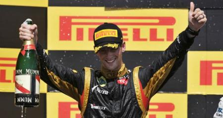 Romain Grosjean, todo o nada