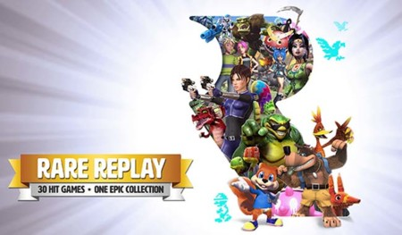 Rare Replay ya se puede reservar y lo celebran con un video musical