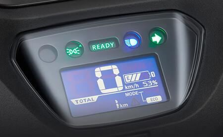 Honda U Go Scooter Electrico Instrumental