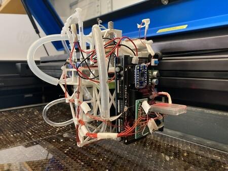 Nuevo sistema para imprimir drones y robots funcionales hechos a medida, sin intervención humana