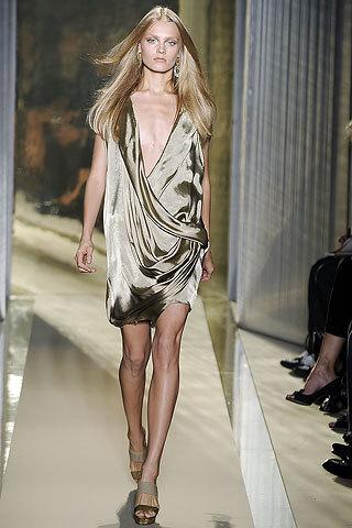 Donna Karan en la Semana de la Moda de Nueva York primavera-verano 2009