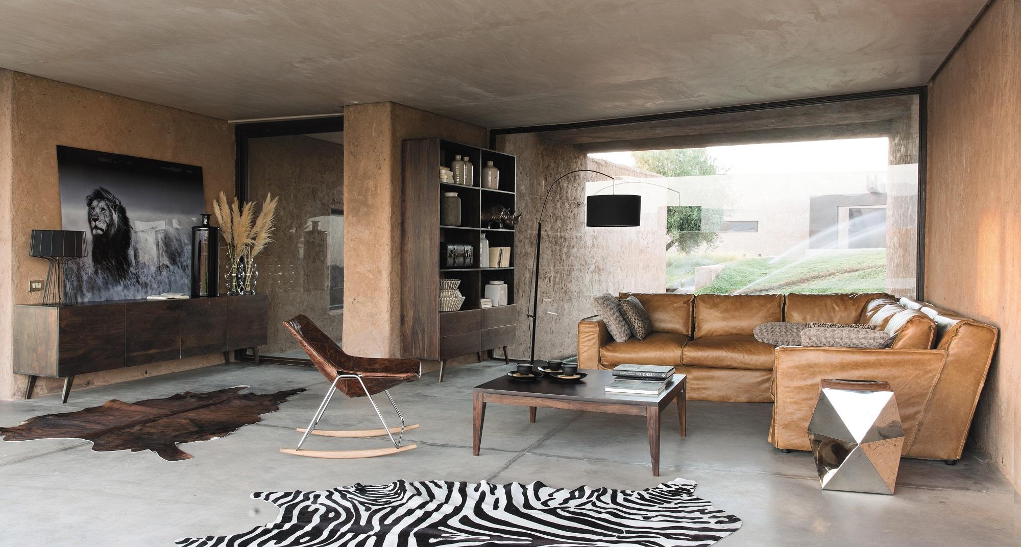 Dale un giro a tu casa y dale un ambiente africano gracias a maisons du monde - Gueridon maison du monde ...