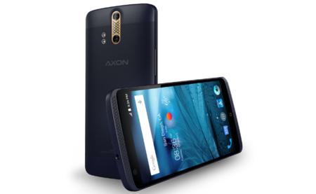 Que la fiesta no pare: ZTE prepara un Axon Mini, el primer móvil con Force Touch Screen