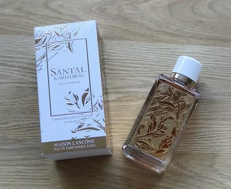 'Santal Kardamon', el nuevo perfume de Maison Lancôme que no dejará indiferente a nadie. Lo probamos (y nos enamoramos)