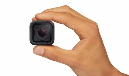 Hero4 Session, así es la cámara de acción más pequeña de GoPro