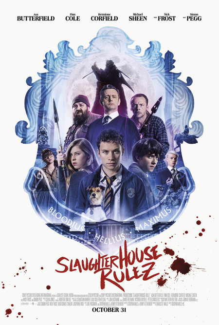 Slaughterhouse Rulez Xxlg