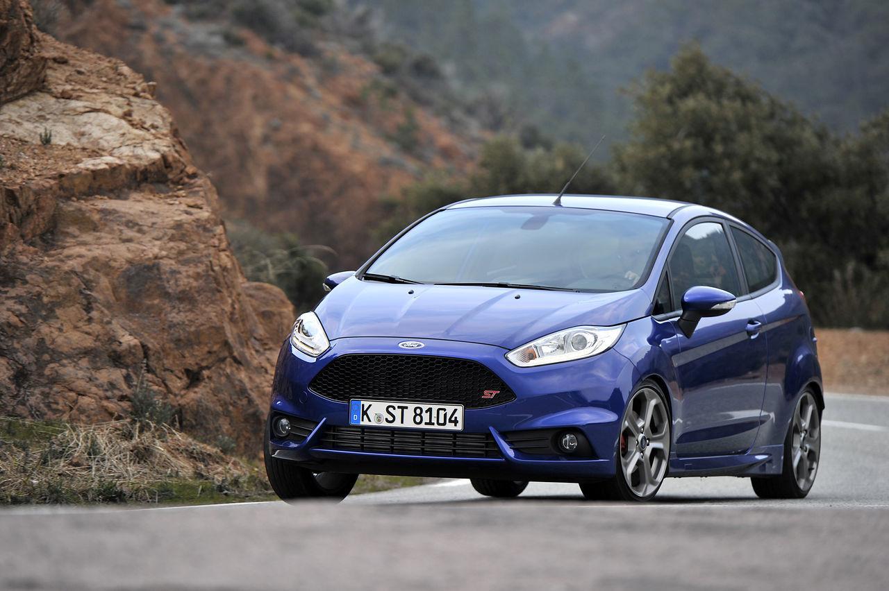 Foto de Ford Fiesta ST 2013 en Francia (21/50)