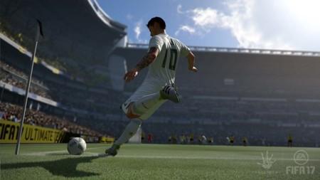 La demo de FIFA 17 llega la próxima semana y Luis Hernández se une a las leyendas del juego