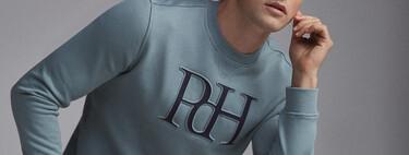 Siete sudaderas de Pedro del Hierro para lucir logos y estilazo con las rebajas de Cortefiel