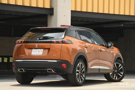 Volkswagen Taos Vs Mazda Cx 30 Seat Ateca Peugeot 2008 Comparativa Mexico 9