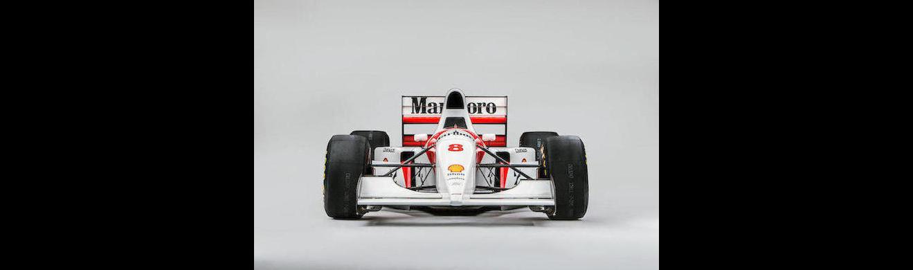 Foto de McLaren MP4/8A 1993 (7/29)