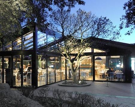 Hemos visto... Cabaña Marconi, un restaurante entre encinas centenarias