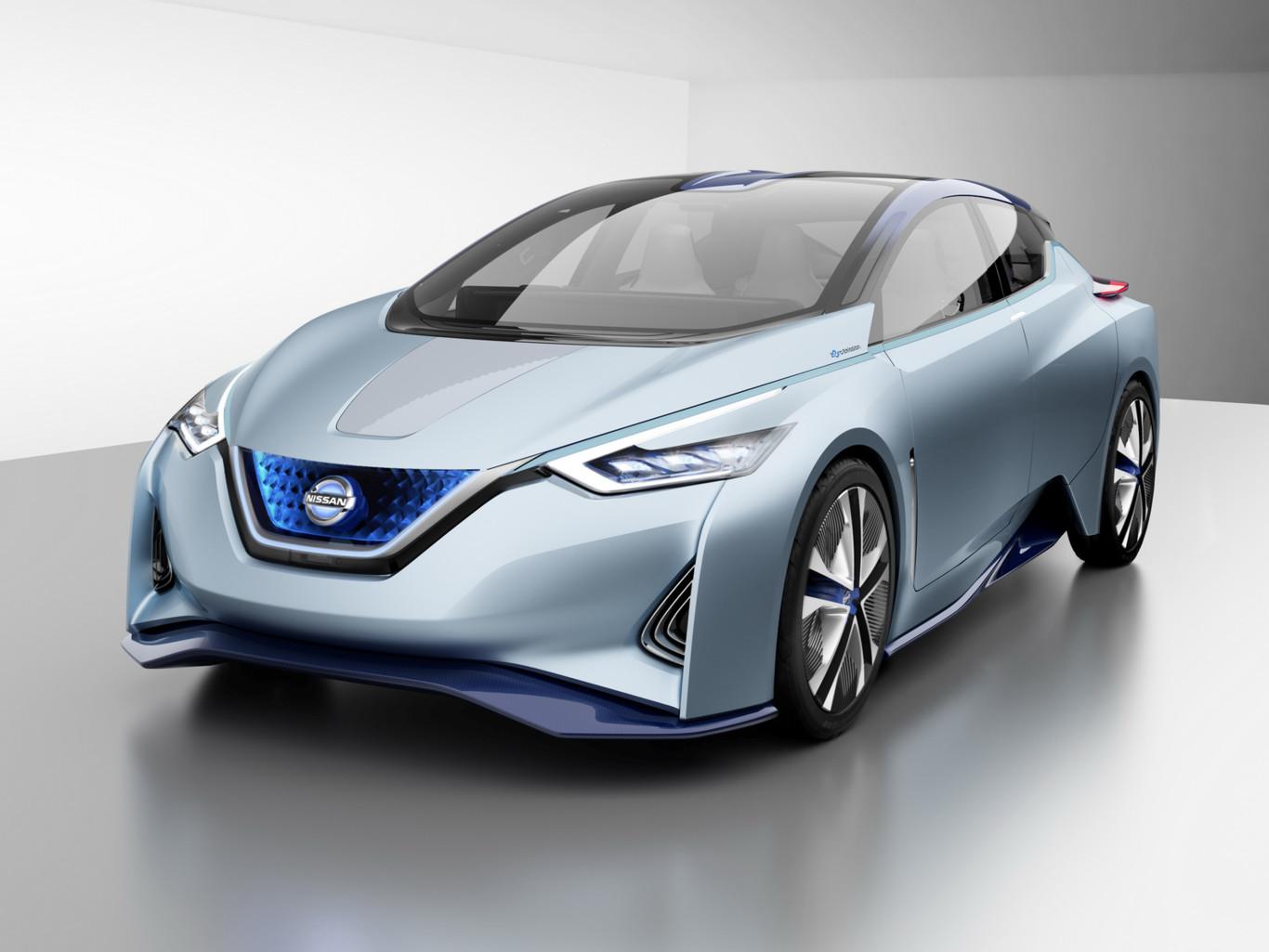 También Autónoma Por Nissan La ConceptApostando Conducción Ids 2IYWEDHe9