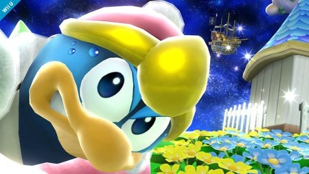 King Dedede tampoco se perderá la fiesta de 'Super Smash Bros. for Nintendo 3DS & Wii U'