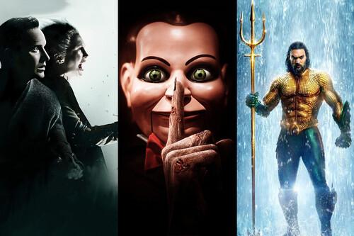 De 'Saw' a 'Maligno': todas las películas de James Wan ordenadas de peor a mejor