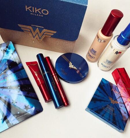 La colección de maquillaje de Wonder Woman x Kiko no solo es preciosa por fuera, sino que sorprende por dentro. La probamos