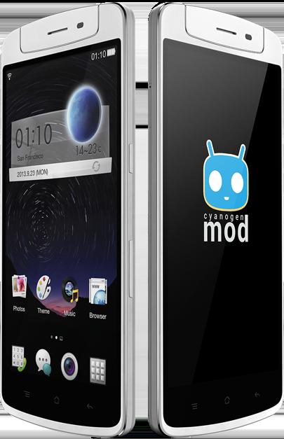 Oppo CyanogenMod