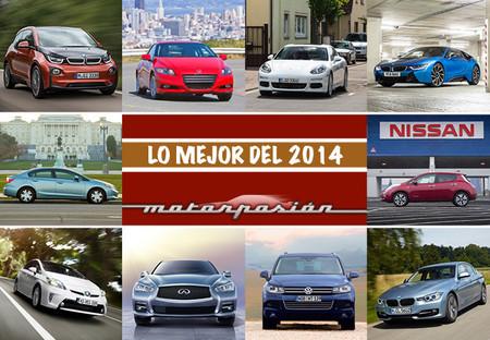 Mejor auto ecológico, lo mejor del 2014 en Motorpasión México